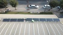 BBB pazar yerlerinin çatılarında enerji üretecek