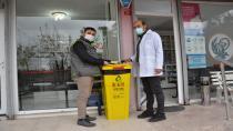 BBB'den atık ilaç toplama kampanyası