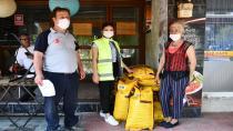 Büyükşehir'den 10 ton mama desteği