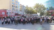EDREMİT'TE 19 EKİM MUHTARLAR GÜNÜ KUTLANDI